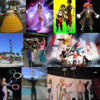 KRAZYKREIS Party Entertainment Group - Balancing Act in Brownsville, Texas