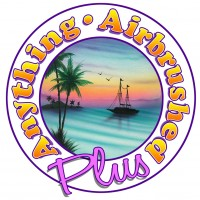 Anything Airbrushed Plus - Airbrush Artist in Charlotte, North Carolina