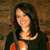 April Dean McConnell solo violinist - Pianist in Morganton, North Carolina