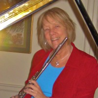 April Showers, Classical Flutist