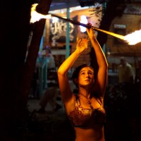 April's Twisted Entertainment - Fire Dancer in Baltimore, Maryland