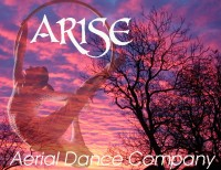 ARISE Aerial Dance Company - Sports Exhibition in Moreno Valley, California