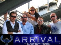Arrival-the Journey Tribute - Rock and Roll Singer in Cleveland, Ohio