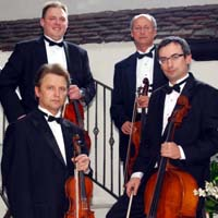 Art-Strings Ensembles - String Quartet in Natchez, Mississippi