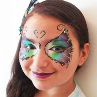 Art by Karen Taylor - Face Painter / Body Painter in Miami, Florida