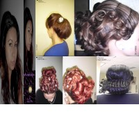 Art Hair Styles By: E Olvera East Bay CA - Makeup Artist in Citrus Heights, California