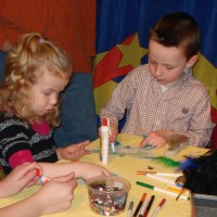 ART pARTy! - Children's Party Entertainment in Charlotte, North Carolina