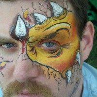 Artful Body - Body Painter in Flint, Michigan