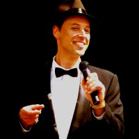 Arthur Alder- A World Class Crooner - Big Band in Eugene, Oregon