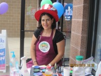 Artsy Face - Children's Party Entertainment in Colorado Springs, Colorado