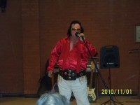 Asa Landry & The Dixi Darlings - Elvis Impersonator in Palestine, Texas