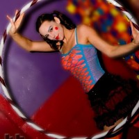 Ashley Corbett - Hoop Dancer in ,