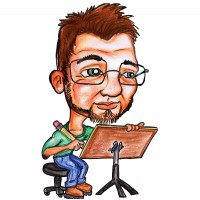 Ashtoons Caricatures - Fine Artist in ,