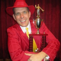 Assembly Shows - Magician in Jackson, Michigan