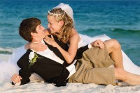 At The beach weddings - Portrait Photographer in Mobile, Alabama