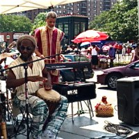 Atiba Kwabena-wilson - World Music in New York City, New York