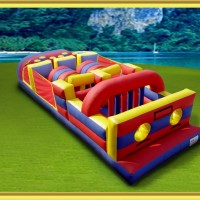 Atomic Bounce - Bounce Rides Rentals in Baltimore, Maryland