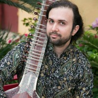 Audio Telepathy - Sitar Player / Drum / Percussion Show in Austin, Texas