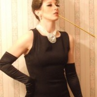 Audrey Hepburn impersonator and much more - Modern Dancer in ,