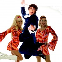 Austin Powers Impersonator - Singing Telegram in Melbourne, Florida