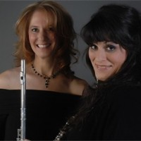 Avira Flute Duo - Woodwind Musician in Gilbert, Arizona