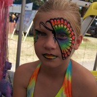B-Dazzzled Face Painting & Crafts - Face Painter in Grants Pass, Oregon