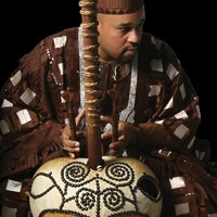 Baba the Storyteller & Kora Musician - World Music in Anchorage, Alaska