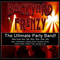 Backyard Frenzy - Cajun Band in Athens, Georgia