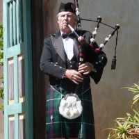 Bagpiper Bill Boetticher - Celtic Music in Goleta, California