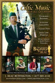 Bagpipes By Beau
