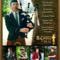 Bagpipes By Beau - Irish / Scottish Entertainment in Branson, Missouri