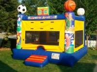 Balloon room and more - Bounce Rides Rentals in Weirton, West Virginia