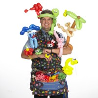 Balloon Artist Russ - Unique & Specialty in Edmonton, Alberta
