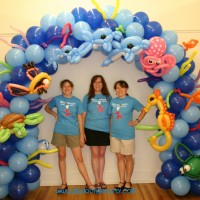 Balloongenuity - Ingenious Balloon Creativity - Princess Party in Bloomington, Indiana
