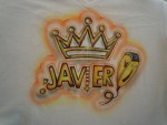 Airbrush T Shirt