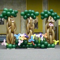 Balloony Sandwiches - Balloon Decor in Rochester, New York