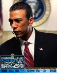 Obama Impersonator Ron Butler Press Photo Serious 05
