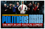 Obama Impersonator Ron Butler Politicos Comedy Brigade 01