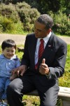 Barack-Alike &amp; Future Presient
