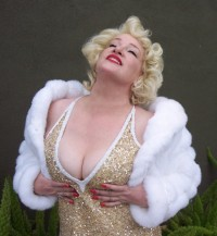 Barbara Ackles as Marilyn Monroe