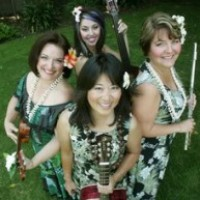 Barefoot Wahines - Hawaiian Entertainment in Santa Ana, California