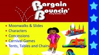 Bargain Bouncin Party Rentals - Tables & Chairs in ,