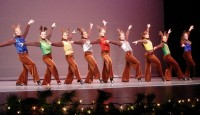 Bartlesville's Christmas Spectacular - Jazz Dancer in ,
