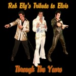 Bay Area Elvis Impersonator- Rob Ely
