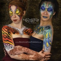 Bay Area Face Painters & Henna Artists - Henna Tattoo Artist in Tracy, California