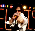 Bay Area's #1 Elvis Impersonator and Tribute Artist Rick Torres! at Show for Turner Broadcasting