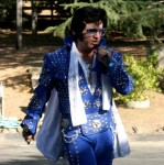Bay Area's #1 Elvis Impersonator and Tribute Artist Rick Torres! Performing at 4 of July Celebration!