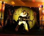 Bay Areas #1 Elvis Impersonator and Tribute Artist Rick Torres performing one of the Elvis Tribute options available!