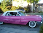 Take a Ride with Rick in his Beautiful 63 Caddy!