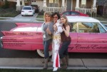 Bay Area Elvis Impersonator Rick Torres at Elvis Pink Caddy Show